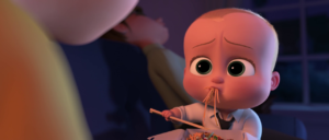 The Boss Baby (2017) Movie Review